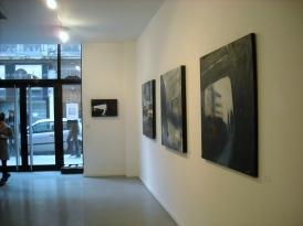 Exposition à la MAPRA, en compagnie du Photographe Damien Hugonnard, Lyon, 2012.